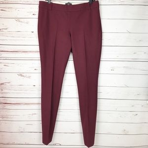 J. Crew Minnie Skinny Pants 10 TALL